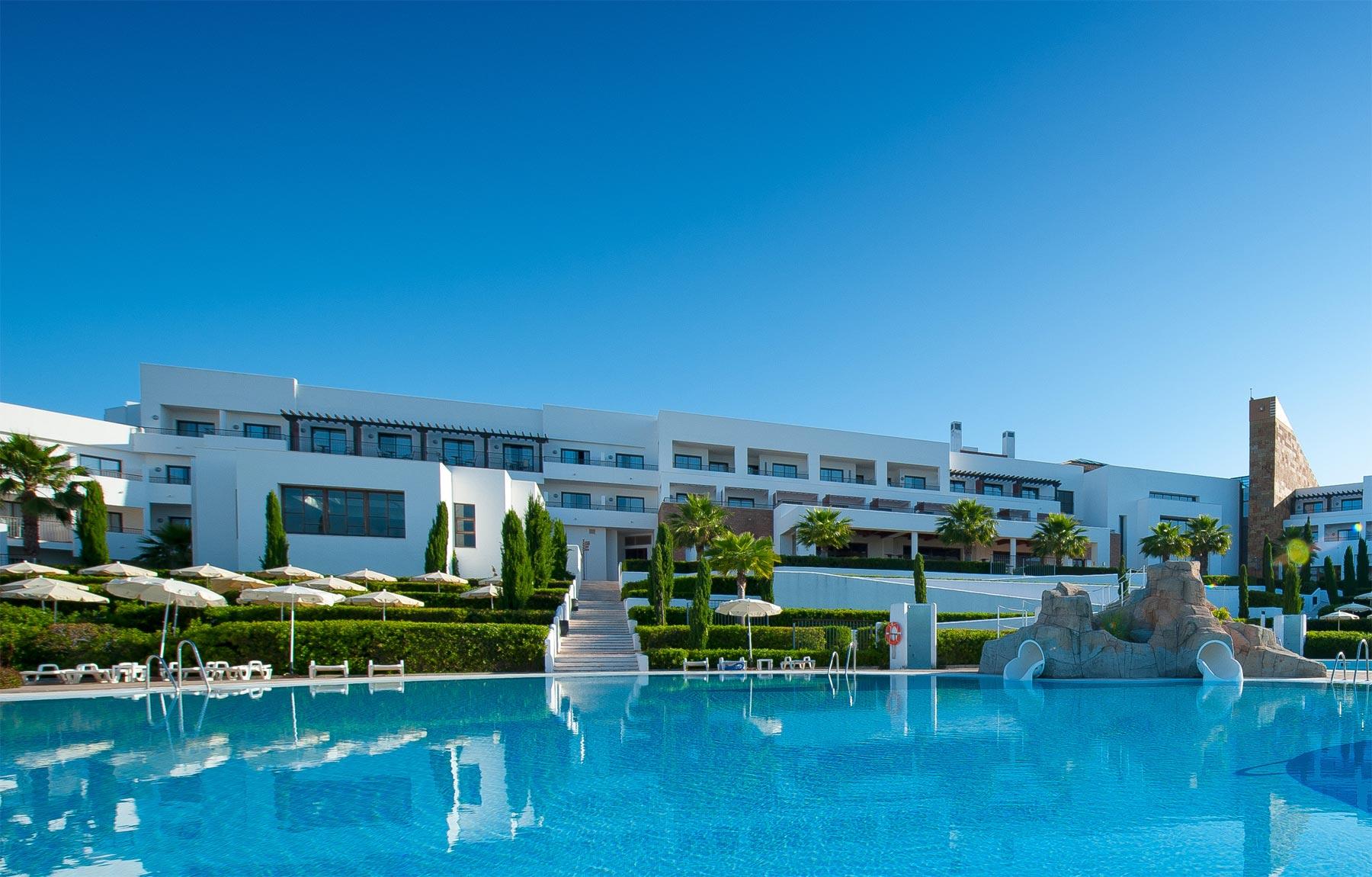 Hoteles partner for Hoteles en huelva capital con piscina