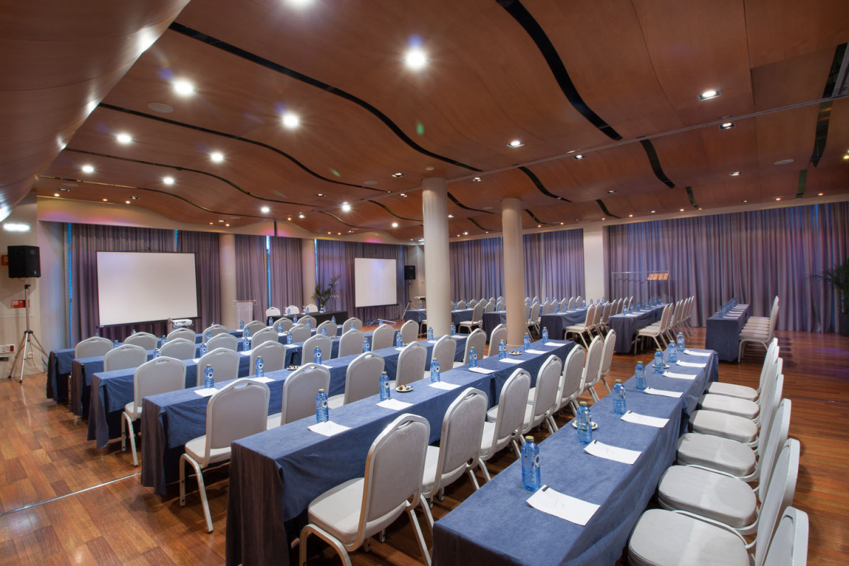 abba Playa Gijón hotel - Meeting rooms