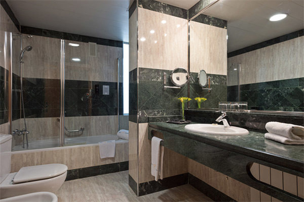 Rooms abba Sants hotel | Hotel Barcelona | abba hotels