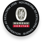 BUREAU VERITAS CERTIFIES THE COMPLIANCE OF GOOD PREVENTION PRACTICES
