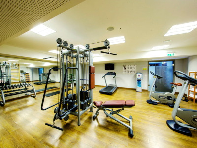 abba Berlin hotel - Gym